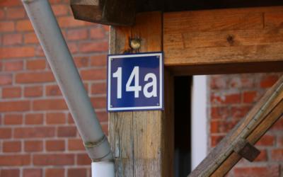Súpisné a orientačné číslo